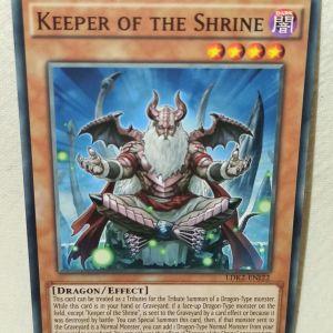 Keeper of the shrine YuGiOh