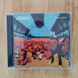 The Chemical Brothers - Surrender (CD album)