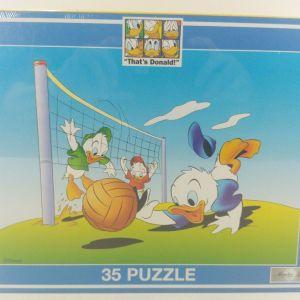 35 x DONALD #2 MASTER-LINE PUZZLE JIGSAW NEW SEALED