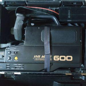 vintage Hitachi Movie 600 vhs