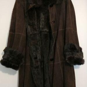 Πραγματικη γούνα μινκ mink Φλωρεντίας