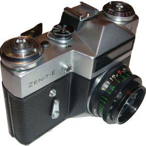 Camera zenit E απο Ρωσσια Ρωσικη μαρκα συλλεκτικη επαγγελματικη απιστευτη ευκαιρια