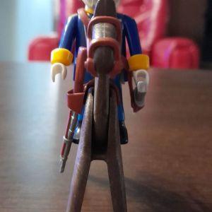 Playmobil  αξιωματικός  ιππικου