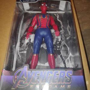 Φιγουρα Spiderman Αvengers End Game - Δινεται στο Κουτι Της