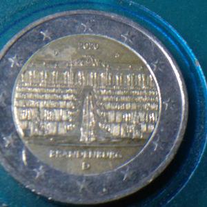 Σε σφάλμα 2 ευρω Γερμανία βρανδεμβουρνο 2020 d