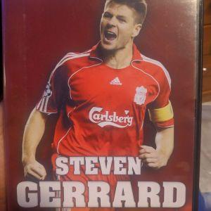 DVD Steven Gerrard