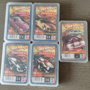 Κάρτες Hot Wheels