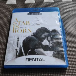 A Star Is Born Film - Bluray Disc