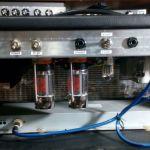 Κεφαλή full tube 50 watt κιθάρας - μπουζούκι & καμπίνα