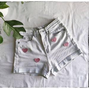 [ ΣΟΡΤΣΑΚΙ ] Beautiful heart Shorts