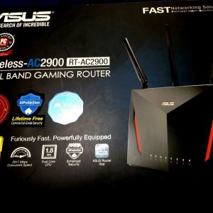 ASUS WIRELESS AC-2900 ROUTER