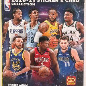 ΑΛΜΠΟΥΜ PANINI NBA 2020-2021