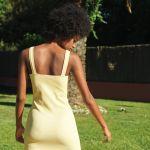 Κοντό φόρεμα σε στιλ κορσέ bershka large ολοκαινουργιο