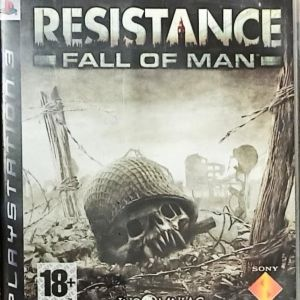 video game playstation 3, resistance 2, Fall of Man