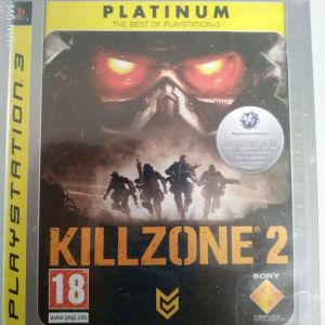 KILLZONE 2(PLATINUM)PlayStation 3.(USED).