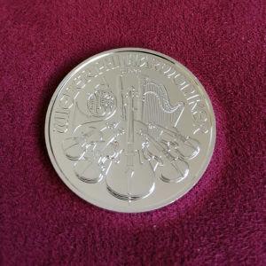 Vienna Philharmonic Silver coin 1 oz!!