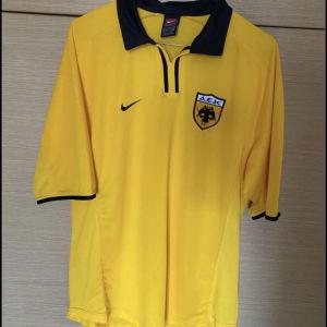 φανέλα ΑΕΚ 2000-2001