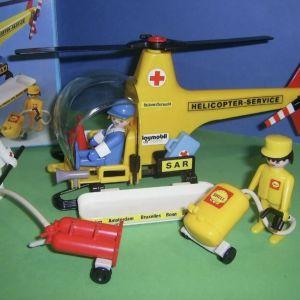 Eλικόπτερο πρώτες βοήθειες 3247