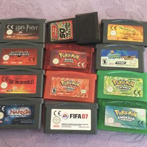 Κασέτες παιχνιδιών NITENDO DS