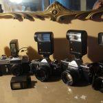 6 flash αναλογικών μηχανών