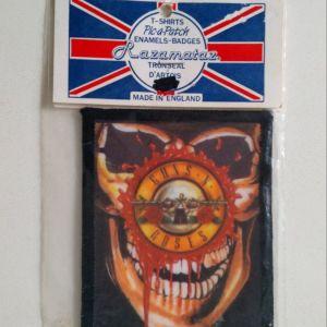 Guns 'n Roses Ραφτό Σήμα  Εποχής '90