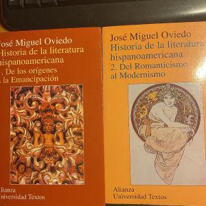 Ιστορία ισπανικοαμερικάνικης λογοτεχνίας (ισπανικό βιβλίο)