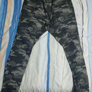 Ανδρικό παντελόνι Camo