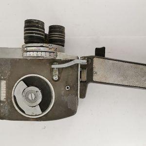 Μηχανή λήψης κινηματογράφου εποχης