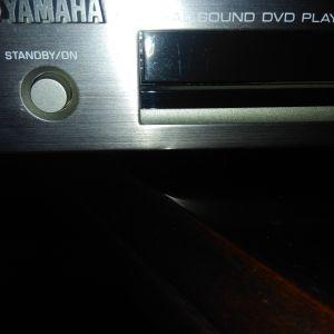 DVD PLAYER YAMAHA