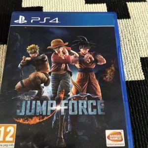JUMP FORCE SONY PS4  ΣΑΝ ΚΑΙΝΟΥΡΓΙΟ