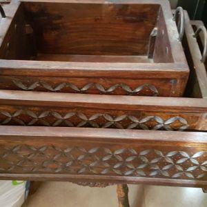Αποθηκευτικά ινδικά κουτιά