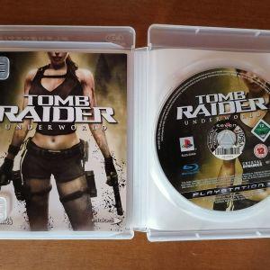 Tomb Raider Underworld PlayStation 3