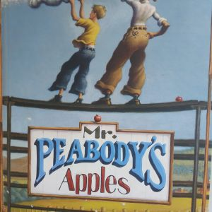 """πωλείται το """"mr Peabody's""""της Madonna"""