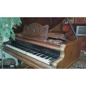 SILEKTIKO PIANO TOY 1880
