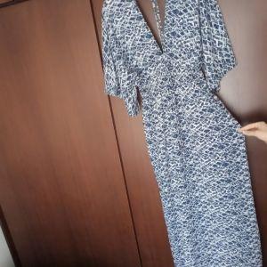Ανοιξιάτικο καλοκαιρινό φόρεμα one size
