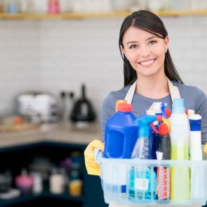 Καθαρισμός σπιτιού