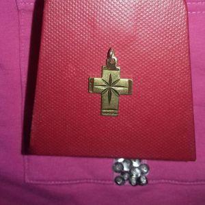 14κ - χρυσός σταυρός
