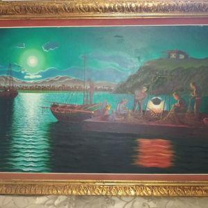 Παλαιοί πίνακες ζωγραφικής