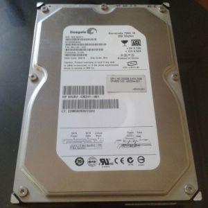 Σκληρός δίσκος Seagate 250 GB HDD SATA