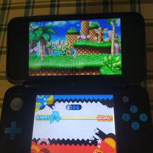 Nintendo 2ds Με 2 παιχνίδια