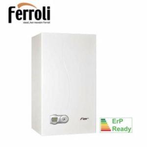Λέβητας Αερίου για αυτόνομη Θέρμανση Ferroli