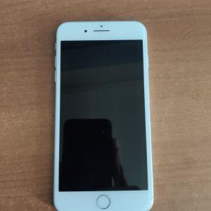 iPhone 8 Plus 64GB + Apple Ταχυφορτιστής 5V/3A + Apple καλώδιο 2 μέτρων + 5 θήκες Apple APPLE  Υγεία Μπαταρίας 87%