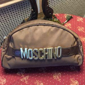 Moschino redwall vintage τσαντα
