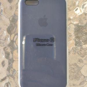 New. για  IPhone 5 / 5S / SE 2016 Original OFFICIAL Apple Θήκες σιλικόνης. Ολοκαίνουργιο στη συσκευασία!