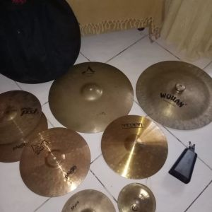 Drums Pearl session custom