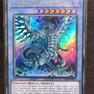 Blue Eyes Chaos MAX Dragon Ultra Rare