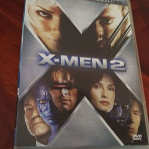 X - MEN 2 , two disc special edition
