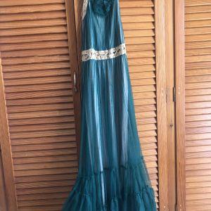 Αμπιγιε φόρεμα κυπαρίσσι / Tassos Mitropoulos