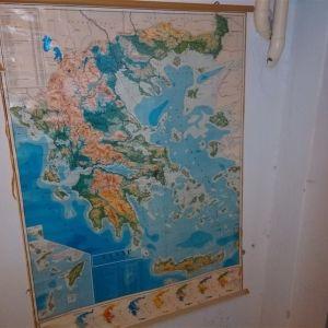Χάρτης Ελλάδος