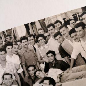 ΟΛΥΜΠΙΑΚΟΣ ΑΥΓΟΥΣΤΟΣ 1954